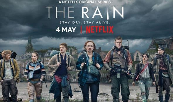 Netflix「ザ・レイン」